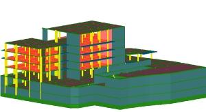 X2: Immagini del modello strutturale