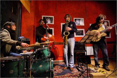 Claudio Giovagnoli e The Dotters